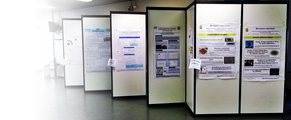 Poster Week 2015 @ Engineering Faculty