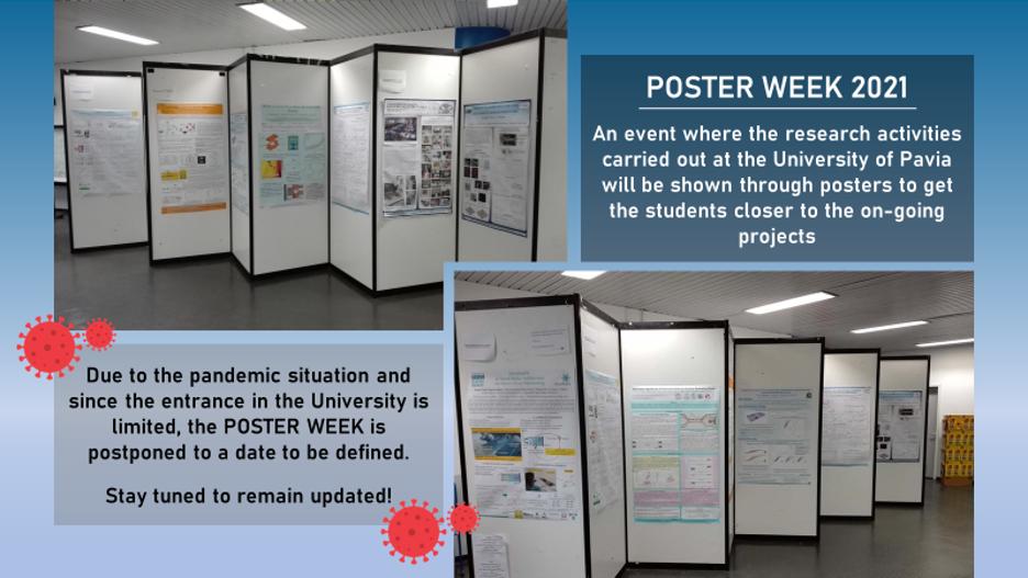 Poster Week 2021